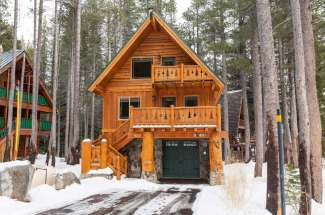 Chickaree Cabin