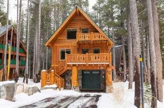 Chickaree Cabin