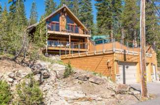 Grants Lakeview Cabin