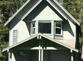Hill Cabin