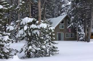 Yuba Family Cabin