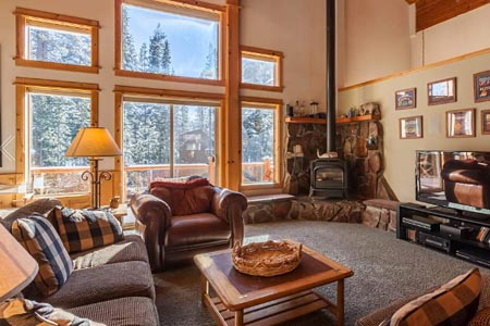 lake tahoe rental - $400 - $700 night