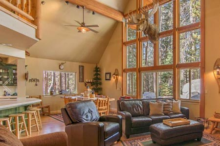 lake tahoe rental - $300 - $400 night