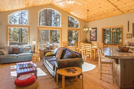 lake tahoe rental - $150 - $300 night